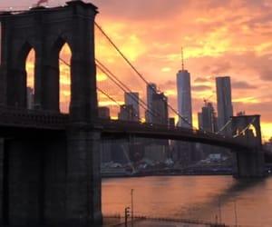 aesthetic, Brooklyn, and brooklyn bridge image
