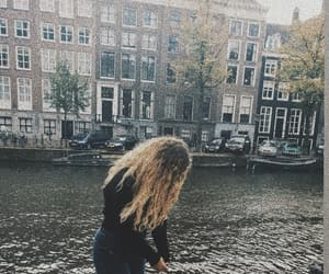 amsterdam, vintage, and canals image