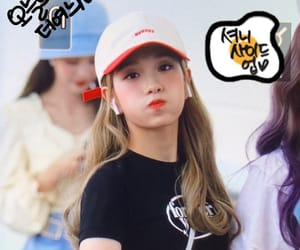 lee seoyeon and fromis image