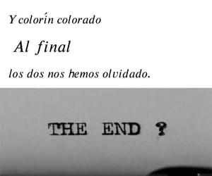 amor, desamor, and end image