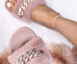 fashion shoes, footwear, and slipper image