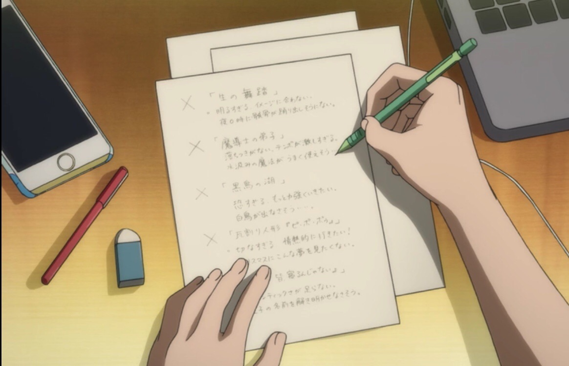 246 Images About Studying In Anime On We Heart It See More About