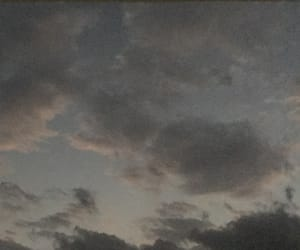cloud, clouds, and rain image