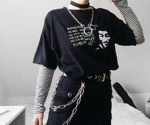 goth and grunge image