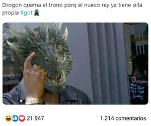 divertido, memes, and targaryen image