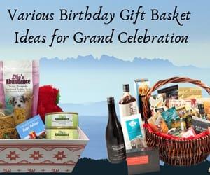 send gift baskets online image