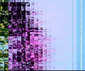 glitch, indie, and glitches image