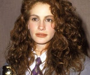 julia roberts and vintage image