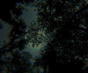 dark, baguio, and glitch image