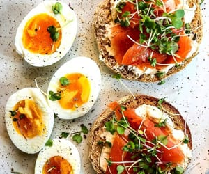 egg, food, and sandwich image