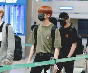Chan, seungmin, and felix image