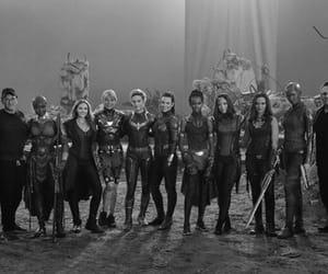 Marvel, elizabeth olsen, and endgame image