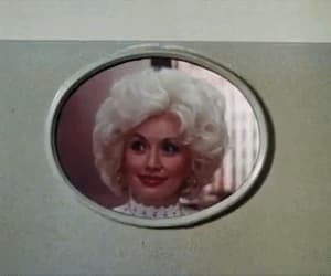 9 to 5, gif, and dolly parton image