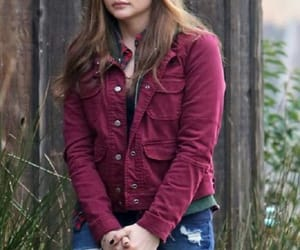pink jackets, if i stay, and chloe grace moretz image