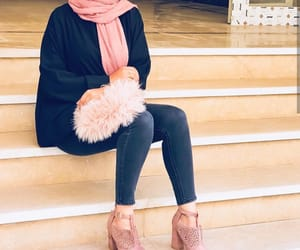 hijab and scarf image