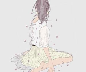 anime girl, animegirl, and girl image