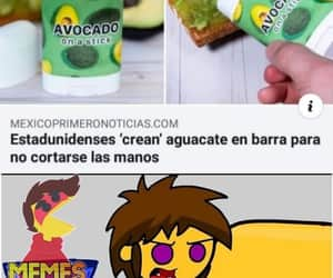 meme, aguacate, and vete a la versh image