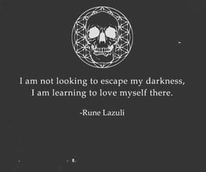 quotes, dark, and Darkness image
