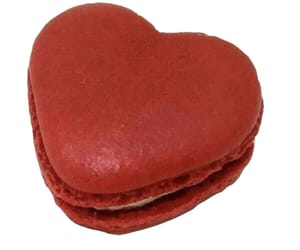 heart, png, and macaroon image