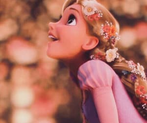 disney, girl, and rapunzel image
