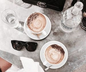 aesthetic, coffee, and cafe image