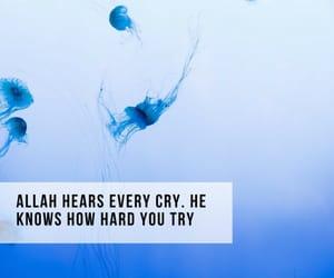 allah, spiritual, and cry image