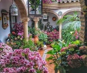arquitectura, Ciudades, and patios image