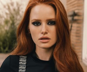 pretty, red hair, and beauty image