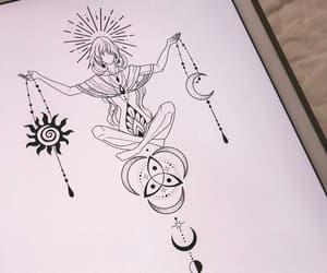amazing, tattoo, and draw image