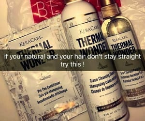 conditioner, products, and hair image