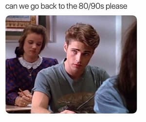 80s, 90s, and boys image