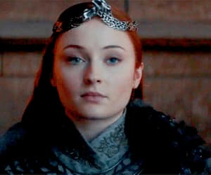 stark, game of thrones, and sansa stark image