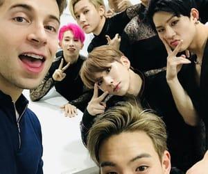 idol, kpop, and hyungwon image