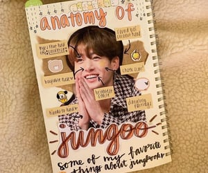 aesthetic, journal, and kpop image