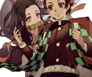 kimetsu no yaiba, anime, and demon slayer image