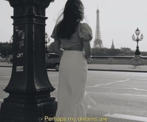 quotes, Dream, and paris image