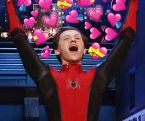 tom holland and wholesome image