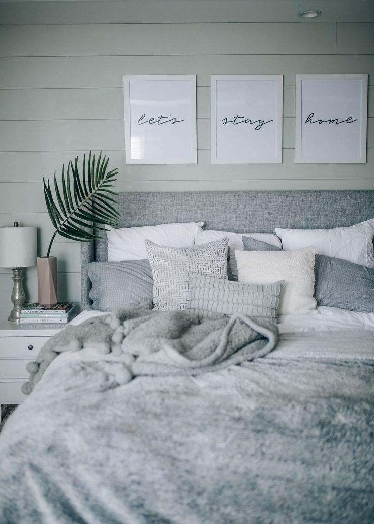 article, bed, and bookshelf image