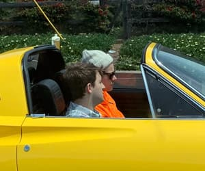 car, niall horan, and los angeles image