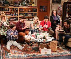 big bang theory, tv show, and johnny galecki image