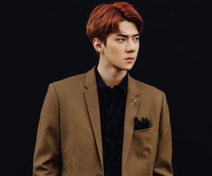 asian, exo, and style image
