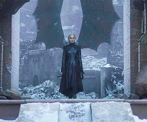 gif, daenerys targaryen, and got image
