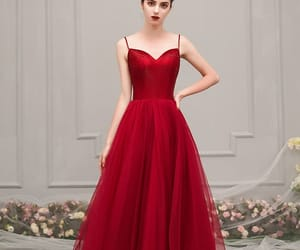 beading, beautiful dress, and girl image