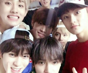 group, mark, and taeil image