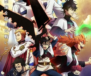 anime, zora ideale, and black clover image