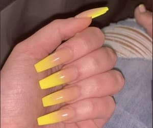 amarillo, claws, and nails image