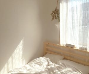 room, aesthetic, and bed image