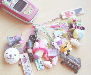 cellphone, japanese, and kawaii image