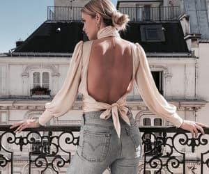 aesthetic, balcony, and elegant image