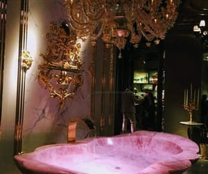 bathroom, luxury, and bath image